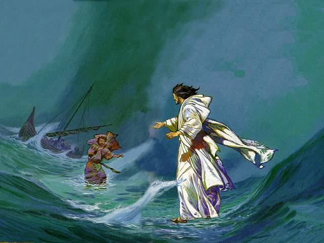 Jesus_Peter_Walking_Water
