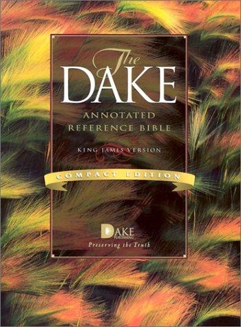 dake's study bible