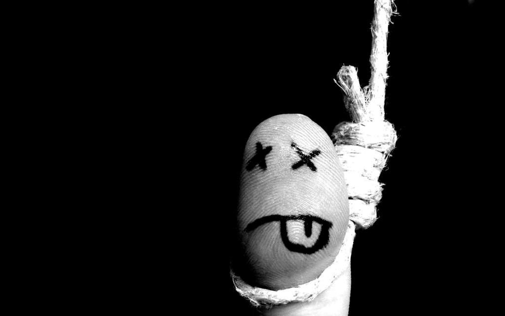 suicide is unpardonable