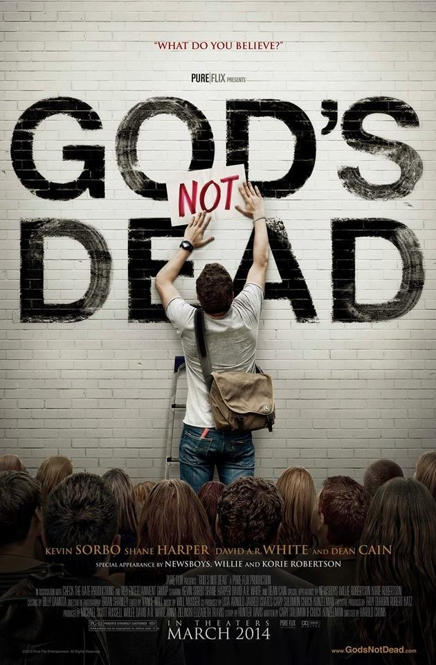 God's Not Dead Movie Review