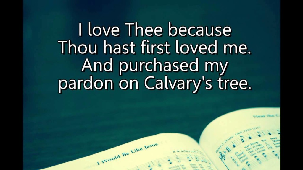 My Jesus I Love Thee Guitar Chords Download Biblebro