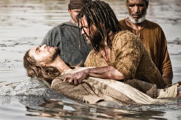 Matthew 3 - Jesus Baptized by John