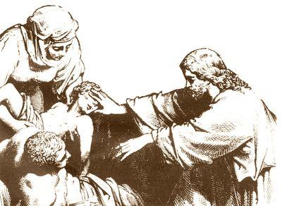 Matthew 4 Jesus' Acts Bring Fame
