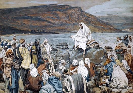 Matthew 4 Jesus Moves to Capernaum Preaches