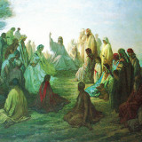 Matthew 5:1-12 – The Sermon on the Mount; Beatitudes