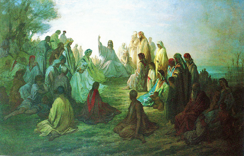 Matthew 5 - The Sermon on the Mount; Beatitudes